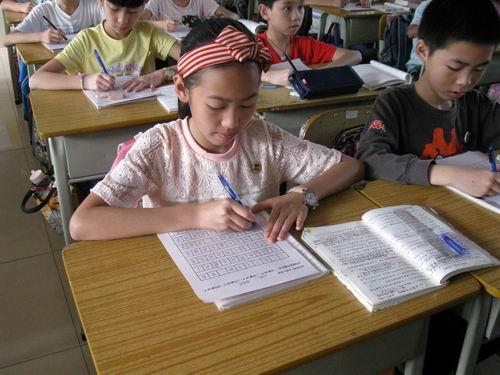 """杭州一小学推出新版学生评价方式 凸显""""男女有别"""""""
